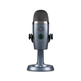 Blue Yeti Nano Multi-Pattern USB Condenser Microphone, Shadow Gray