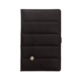 MONO Passport Wallet, Jet Black