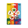 D'Addario Beatles Guitar Picks, Classic Albums, 10 pack, Medium