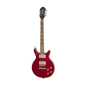 Epiphone DC Pro Doublecut Electric Guitar, Black Cherry