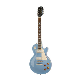 Epiphone Les Paul Standard Electric Guitar, RW Neck, Pelham Blue