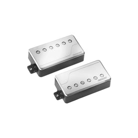 Fishman Fluence Classic Humbucker Pickup Set, Nickel