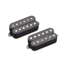 Fishman Fluence Classic Humbucker 6-String Pickup Set, Open Core Double Black