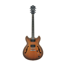 Ibanez AS53-TF Artcore Electric Guitar, Tobacco Flat