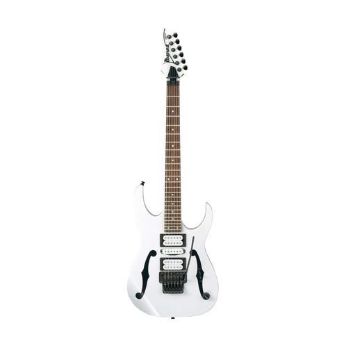 Ibanez PGM3-WH Paul Gilbert Signature Electric Guitar, White