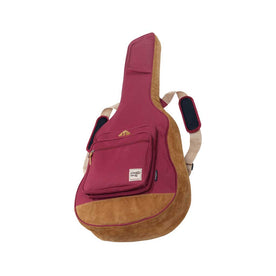Ibanez IAB541-WR Powerpad Designer Collection Acoustic Guitar Bag, Wine Red