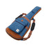 Ibanez IGB541D-BL Powerpad Designer Collection Electric Guitar Bag, Blue Denim Fabric