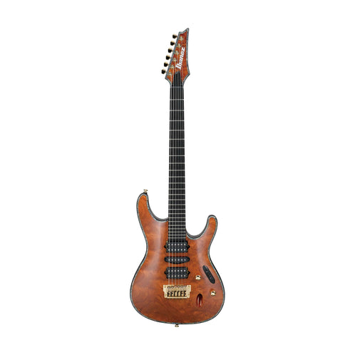 Ibanez SIX70FDBG-NT Iron Label Electric Guitar, Natural