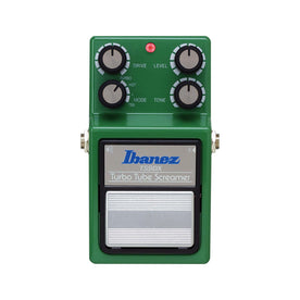 Ibanez TS9DX Turbo Tubescreamer Guitar Effects Pedal