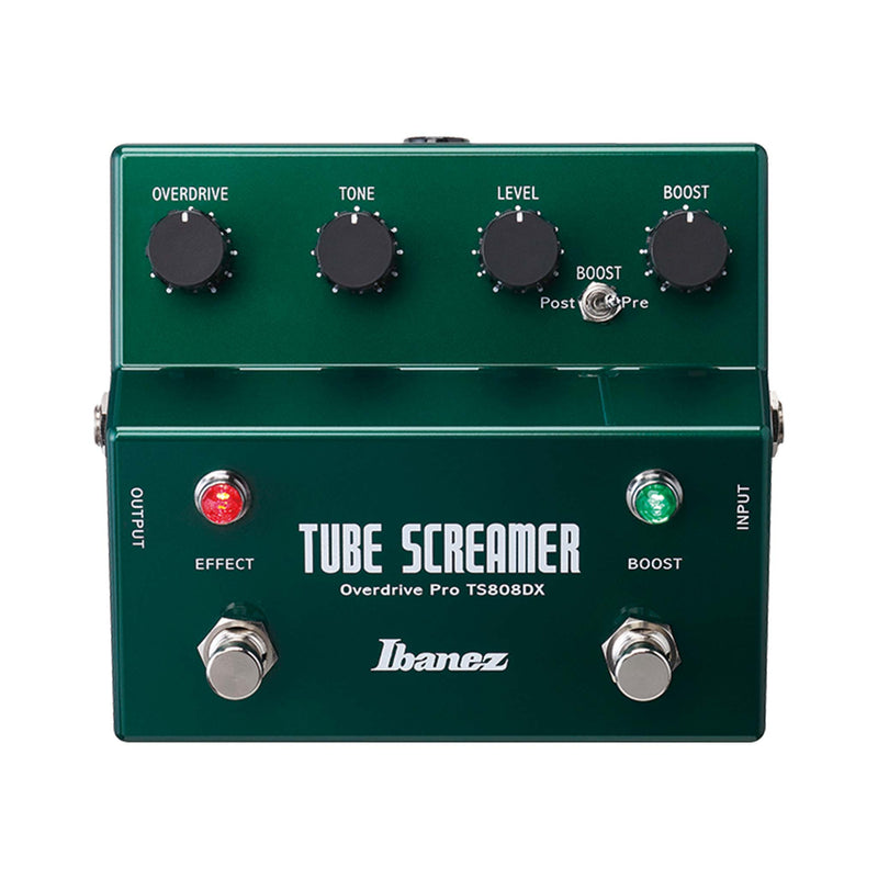 Ibanez TS808DX Tubescreamer Guitar Effects Pedal