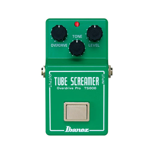 Ibanez TS808 Tubescreamer Guitar Effects Pedal