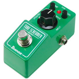 Ibanez TS MINI Tube Screamer Mini Guitar Effects Pedal