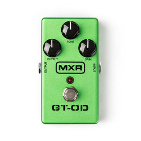 MXR M193 GT-OD Overdrive Guitar Effects Pedal
