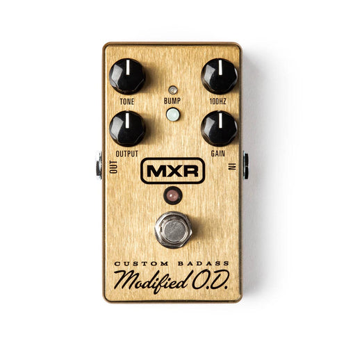 MXR M77 Custom Badass Overdrive Guitar Effects Pedal