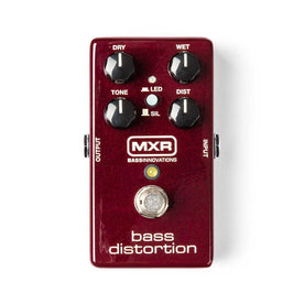 MXR M85 Bass Distortion Guitar Effects Pedal