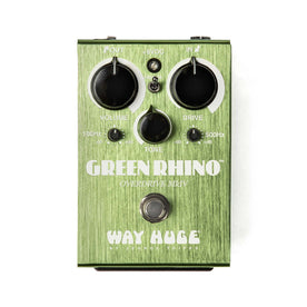 Way Huge WHE207 Green Rhino Mini MK4 Guitar Effects Pedal