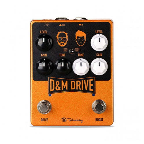 Keeley D&M Drive Guitar Effects Pedal