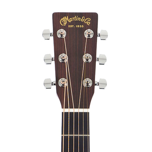 Martin DRS1 Road Series Sapele Acoustic-Electric Guitar w/EL w/Case, Natural