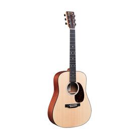 Martin Junior Series DJr-10-02 Sitka Top Acoustic Guitar w/Bag