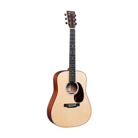 Martin Junior Series DJr-10E-02 Sitka Top Acoustic Guitar w/Bag