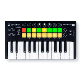 Novation Launchkey Mini MK2 Keyboard Controller