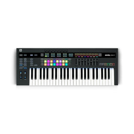 Novation 49SL MkIII 49-key Keyboard Controller with 8-track Sequencer