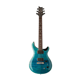 PRS SE Paul's Guitar Electric Guitar w/Bag, Aqua