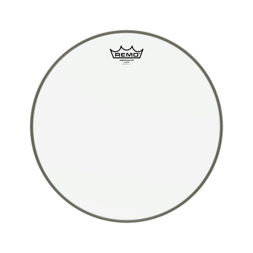 Remo BA-0314-00 14inch Batter Ambassador Clear Drum Head