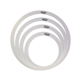 Remo RO-0246-00 RemOs Tone Control Rings Pack, 10-12-14-16inch