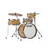 TAMA LJL48H4-SBO Club-JAM Kit 4-Piece w/ Hardware+Throne, Satin Blonde