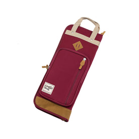 TAMA TSB24WR Powerpad Designer Stick Bag, Wine Red