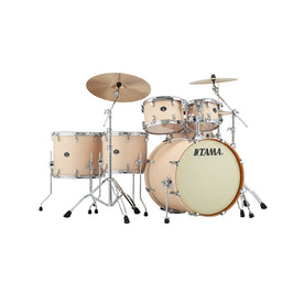 TAMA VD62RS-MCS Silverstar 6-Piece Drum Shell Kit Only, Matte Copper Sparkle