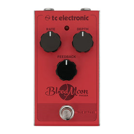 TC Electronic Blood Moon Phaser Guitar Effects Pedal