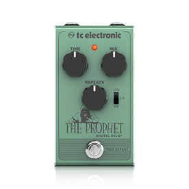 TC Electronic The Prophet Digital Delay Guitar Effects Pedal