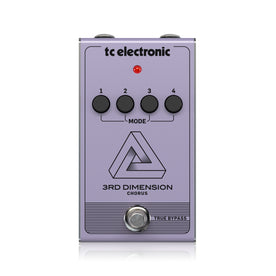 TC Electronic 3rd Dimension Chorus Guitar Effects Pedal