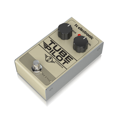 TC Electronic Tube Pilot Overdrive Guitar Effects Pedal