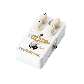 TC Electronic Spark Booster Guitar Effects Pedal (T33-960800001)