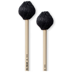 Vic Firth M185 Multi-Application Series Vibe Mallet, Rubber Core, Soft Yarn