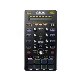 Akai AFX Advanced Serato DJ Performance Controller