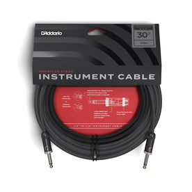 D'Addario PW-AMSG-30 American Stage Instrument Cable, 30ft