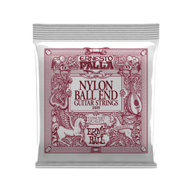 Ernie Ball Ernesto Palla Black & Gold Ball-End Nylon Classical Guitar Strings