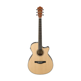 Ibanez AEG8E-NT Acoustic Guitar, Natural