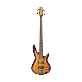 Ibanez SR370EF-BBT 4-String Bass Guitar, Brown Burst