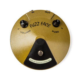 Jim Dunlop EJF1 Eric Johnson Fuzzface Guitar Effects Pedal