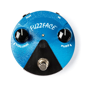 Jim Dunlop FFM1 Silicon Fuzz Face Mini Guitar Effects Pedal