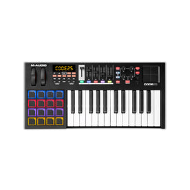 M-Audio Code 25 Black USB MIDI Controller With X/Y Pad