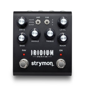 Strymon Iridium Amp & IR Cab Guitar Effects Pedal