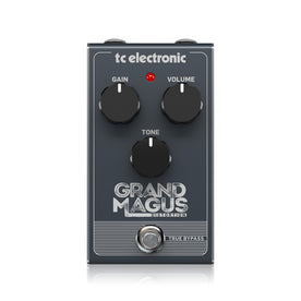 TC Electronic Grand Magus Distortion Guitar Effects Pedal