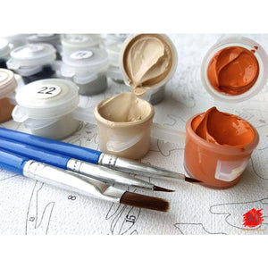 Paint By Numbers - Simple Paint By Numbers Kit