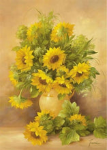 Load image into Gallery viewer, Amazing Painting of Flowers - DIY Painting
